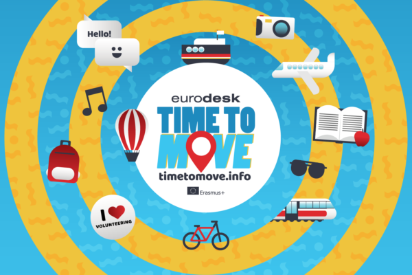 The winners of the Time to Move T-shirt Design Contest are announced