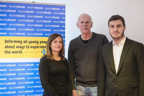 Eurodesk Ukraine: the Eurodesk network welcomed its new member