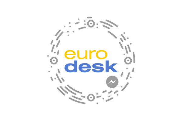 Eurodesk chatbot presented at the EU-CoE youth partnership symposium