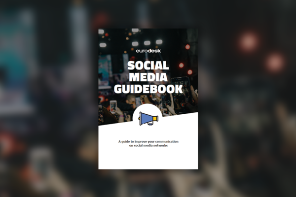 Eurodesk Social Media Guidebook: Tips and tricks for online youth work