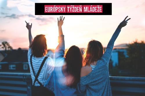 """Pripravte sa: Európsky týždeň mládeže 2019 čoskoro prichádza a hlavnou témou bude """"Demokracia a ja"""" !"""