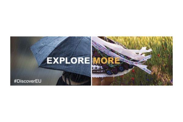 Iniciatíva DiscoverEU ponúka mladým príležitosť cestovať po Európe
