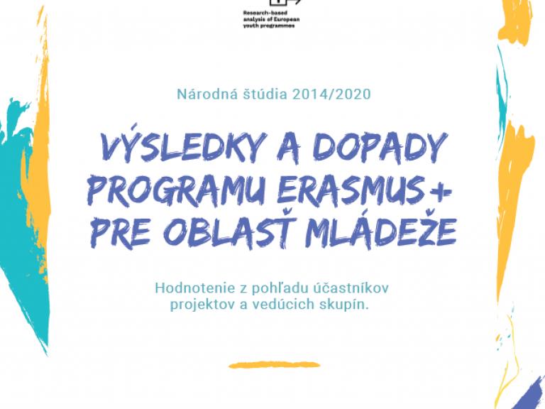 Národná štúdia 2014 2020