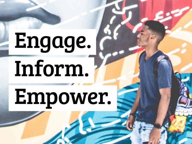 engage copy
